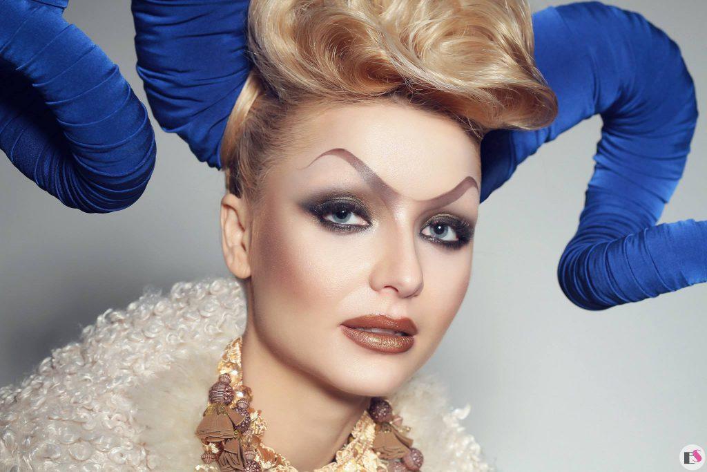 Make Up Atelier Paris школа макияжа елены симкив школа визажа